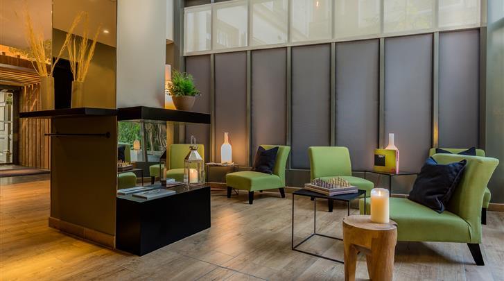 Parijs, Hotel Legend, Lobby
