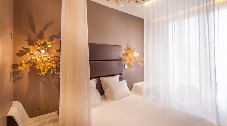 Parijs, Hotel Legend, Serenity kamer