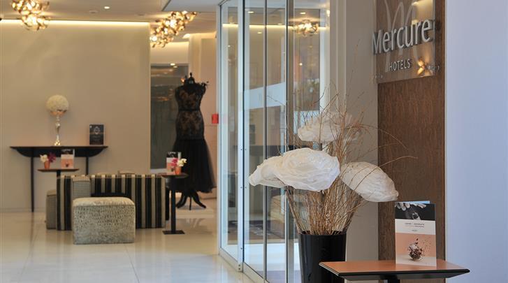 Parijs, Hotel Mercure Paris Place d'Italie, Lobby