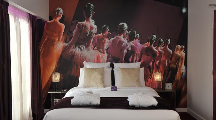 Parijs, Hotel Mercure Paris Place d'Italie, Standaard kamer