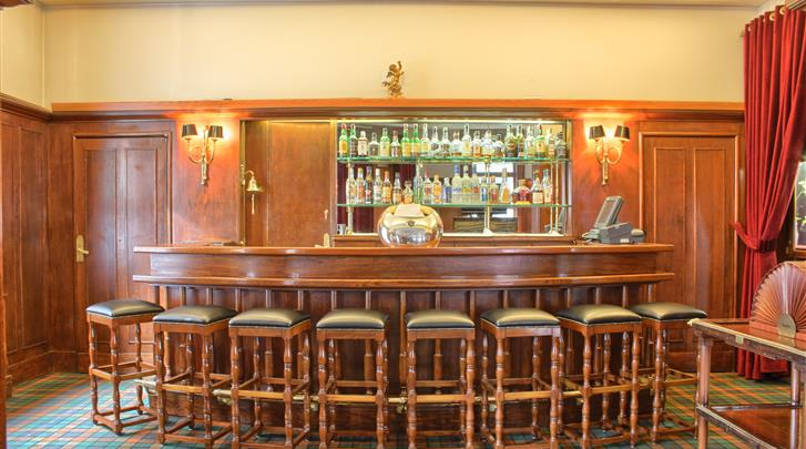 Parijs, Hotel Normandy, Hotel bar
