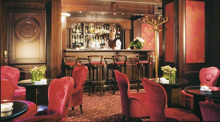 Parijs, Hotel Rochester Champs Elysées, Hotel bar