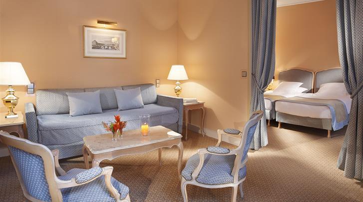 Parijs, Hotel Rochester Champs Elysées, Junior Suite