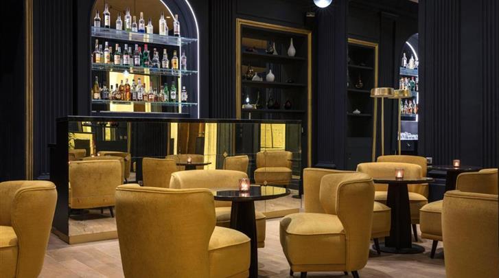 Parijs, Hotel Ronceray Opera, Lobby