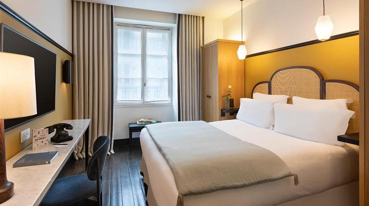 Parijs, Hotel The Chess, Standaard kamer