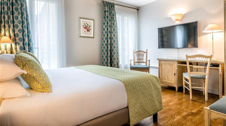 Parijs, Hotel Villa Alessandra, Standaard kamer