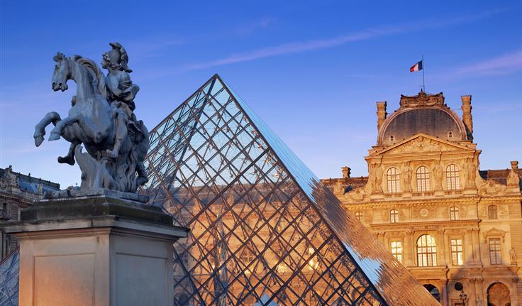 Parijs, Palais du Louvre