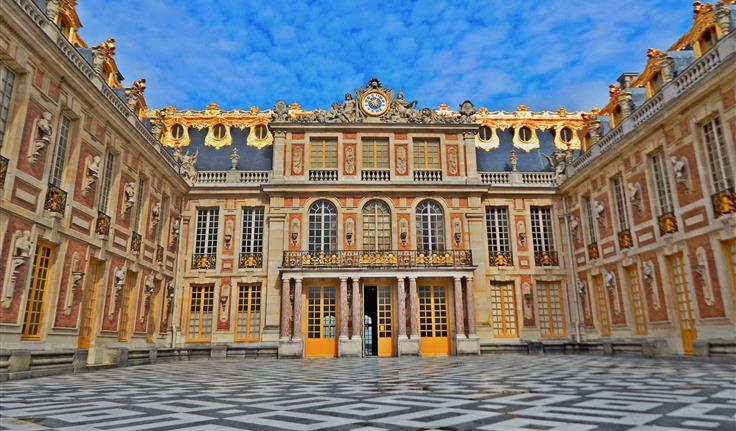 Parijs, Versailles