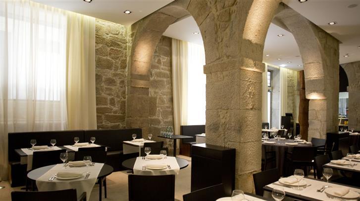 Porto, Hotel Carris Porto Ribeira, Restaurant