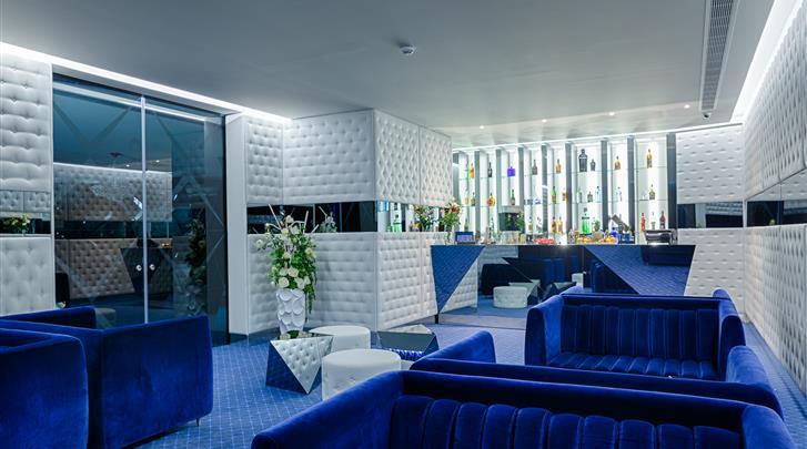 Porto, Hotel Crystal Porto, Hotel bar