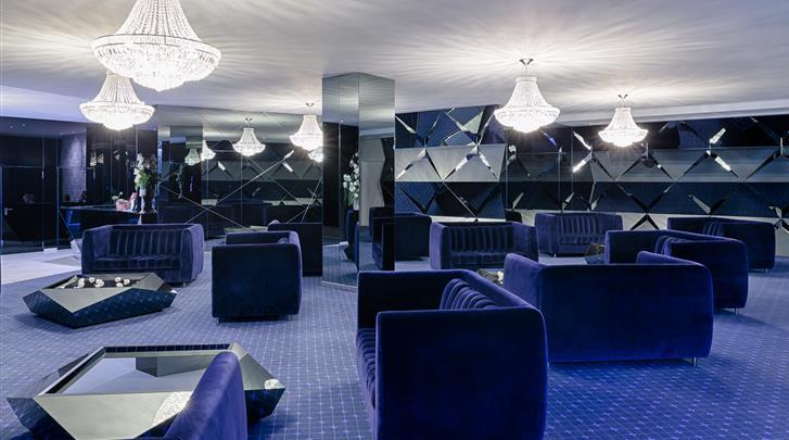 Porto, Hotel Crystal Porto, Lobby