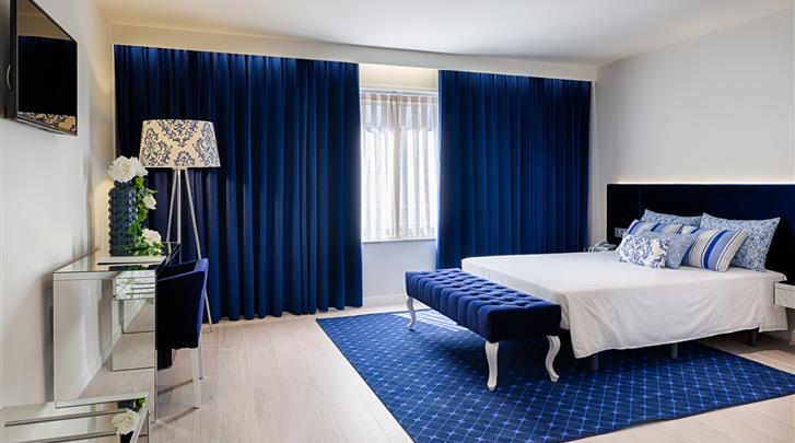 Porto, Hotel Crystal Porto, Standaard kamer