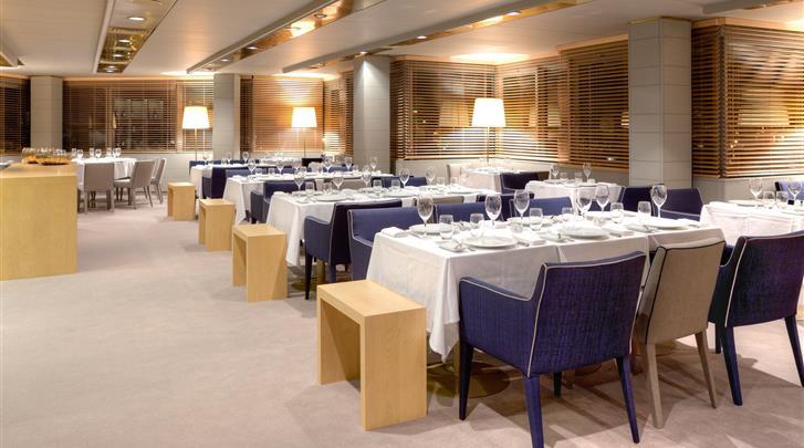 Porto, Hotel Dom Henrique, Restaurant