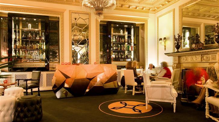 Porto, Hotel Infante de Sagres, Hotel bar