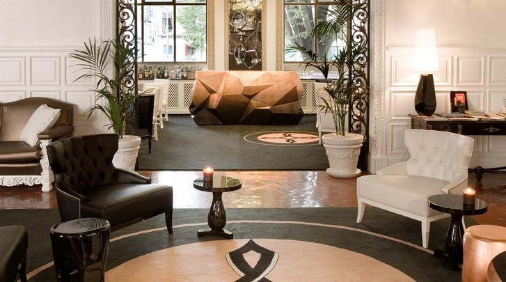 Porto, Hotel Infante de Sagres, Lobby