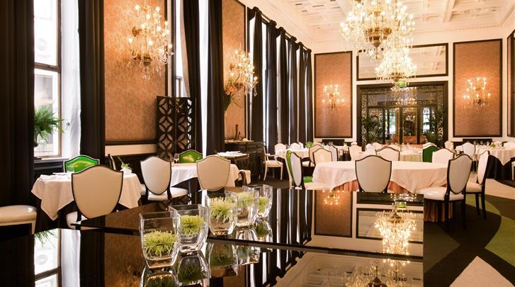 Porto, Hotel Infante de Sagres, Restaurant