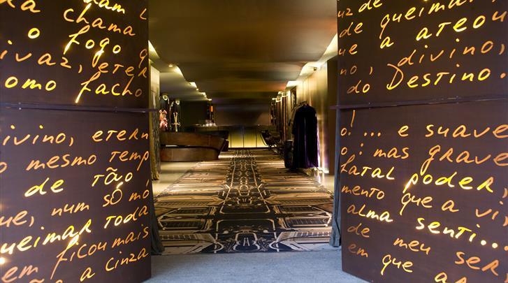 Porto, Hotel PortoBay Teatro, Lobby