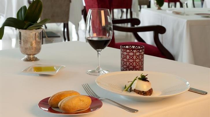 Porto, Hotel The Yeatman, Restaurant