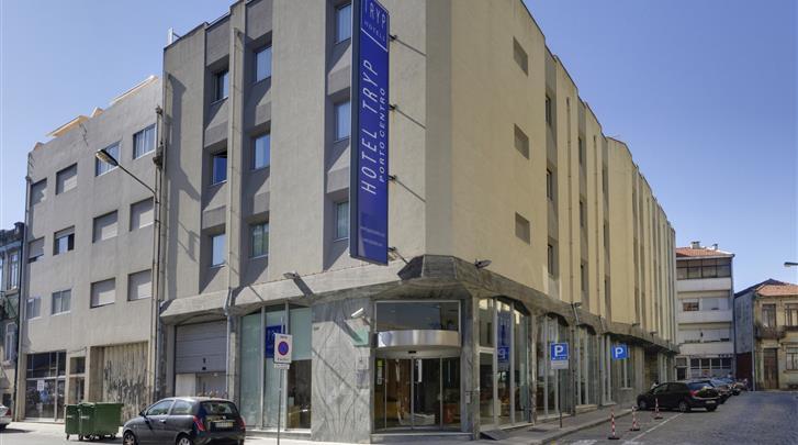 Porto, Hotel Tryp Porto Centro