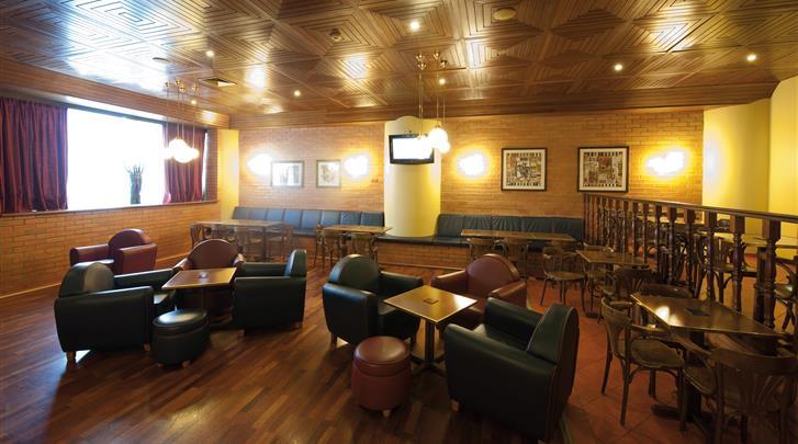 Porto, Hotel Vila Gale Porto, Hotel bar