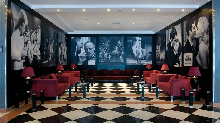 Porto, Hotel Vila Gale Porto, Lobby