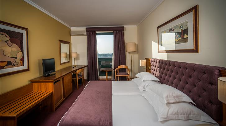 Porto, Hotel Vila Gale Porto, Standaard kamer