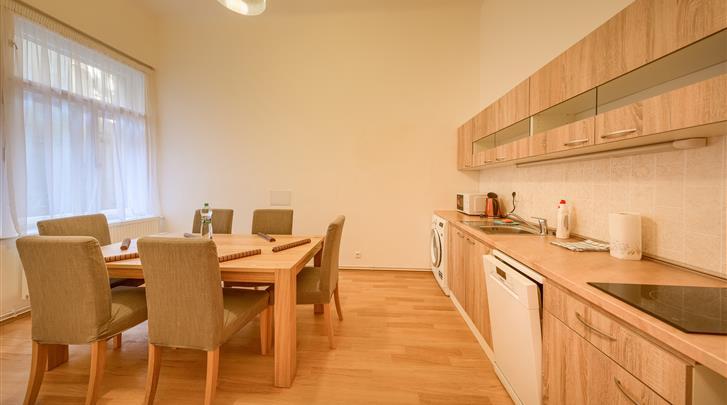 Praag, Appartement 39 Wenceslas Square, 3-kamer appartement