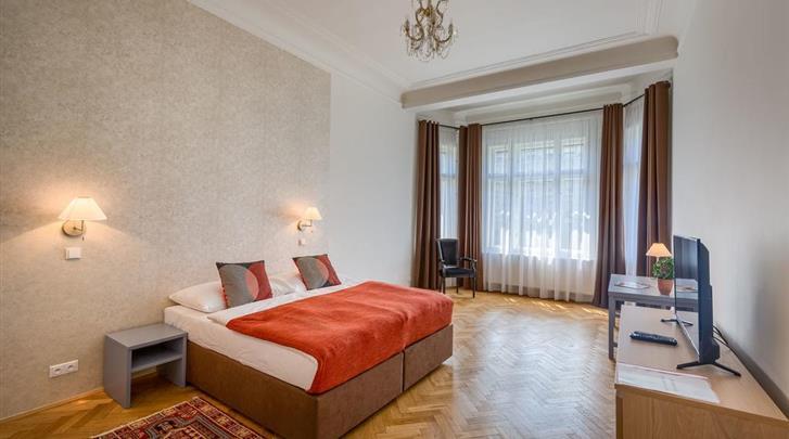 Praag, Appartement 39 Wenceslas Square, Appartement