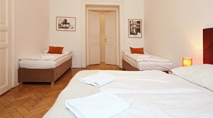 Praag, Appartementen Down Town