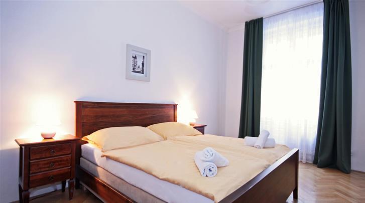 Praag, Appartementen Old Town, Appartement