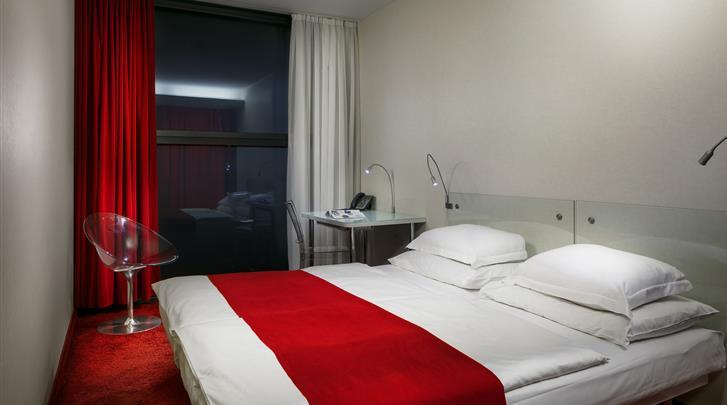 Praag, Designhotel Metropol, Standaard kamer