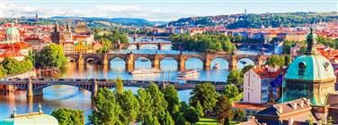 Praag, Donau Praag