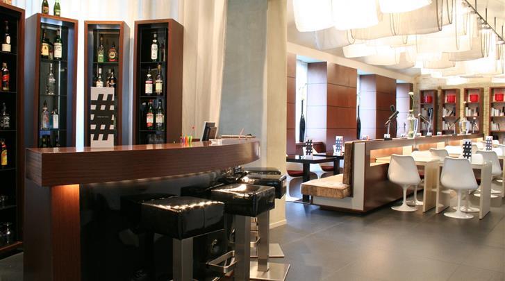 Praag, Hotel 987 Prague, Hotelbar