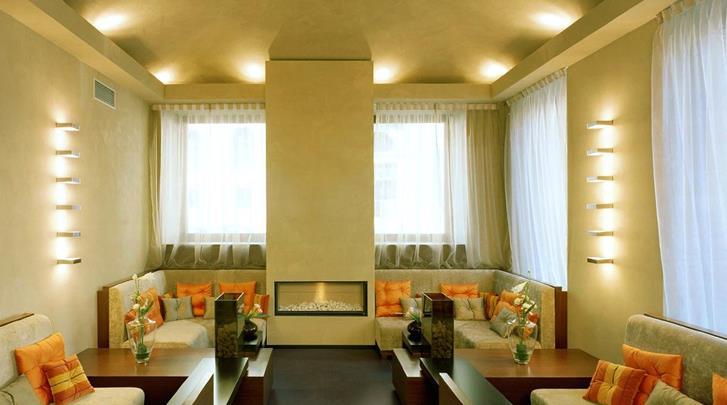 Praag, Hotel 987 Prague, Lounge