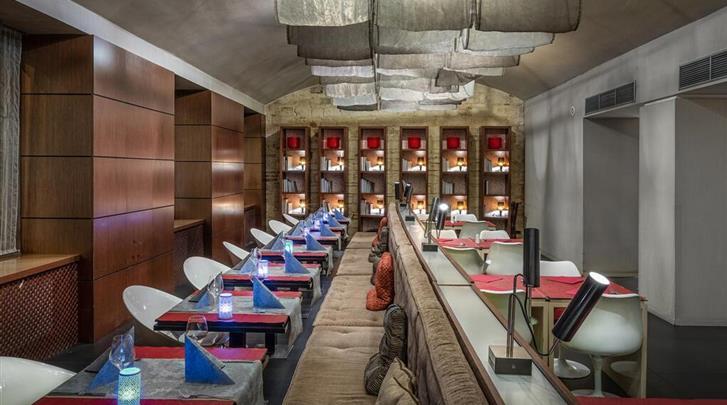 Praag, Hotel 987 Prague, Restaurant