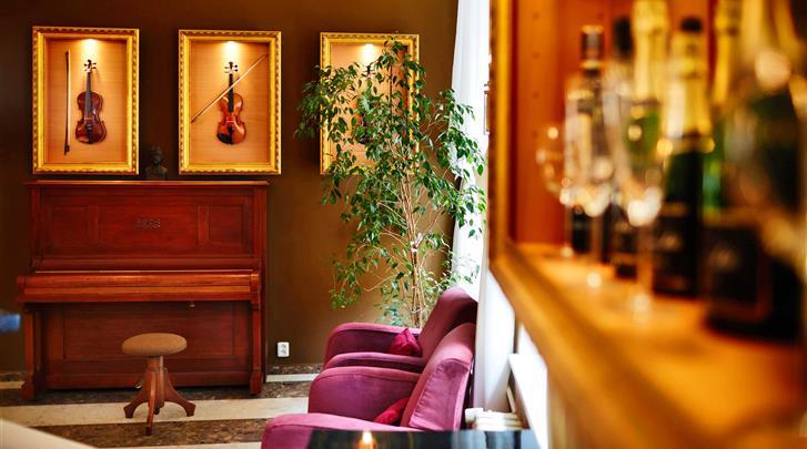 Praag, Hotel Adler Praha