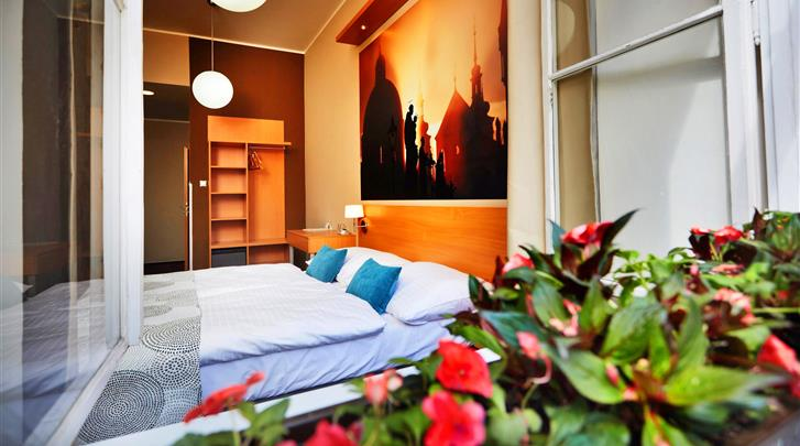 Praag, Hotel Adler Praha, Standaard kamer