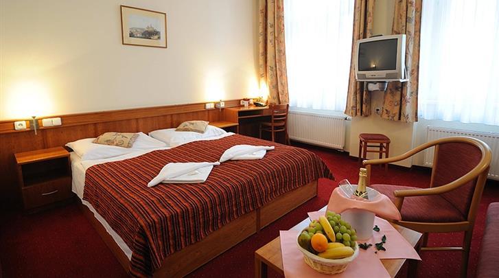 Praag, Hotel Alton, Standaard kamer