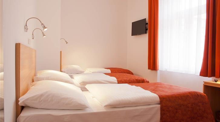 Praag, Hotel Ambiance, Standaardkamer met extra bed