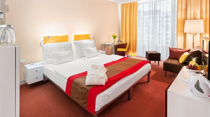 Praag, Hotel Andel's by Vienna House Prague, Standaard kamer