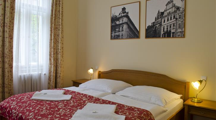 Praag, Hotel Anna, Standaard kamer