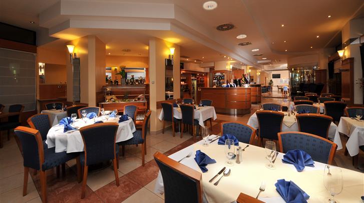 Praag, Hotel Astoria, Restaurant