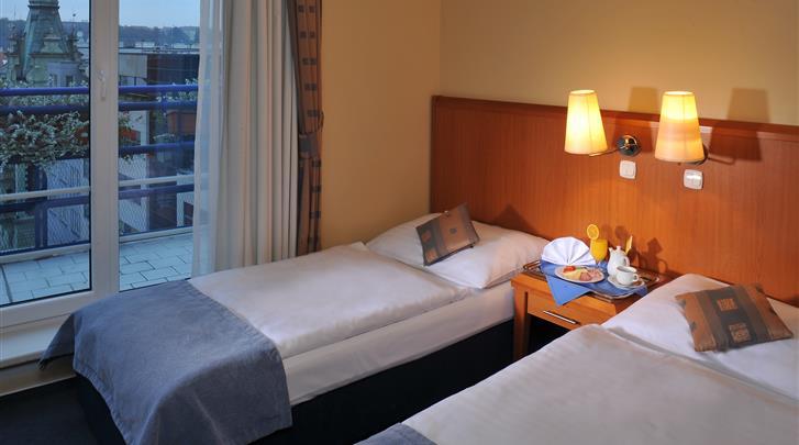 Praag, Hotel Astoria, Standaard kamer