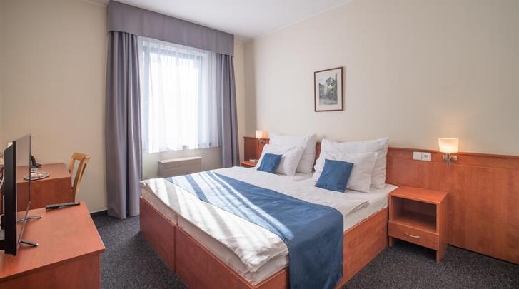 Praag, Hotel Beranek, Standaard kamer