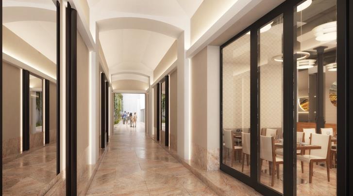 Praag, Hotel Best Western Premier Essence,