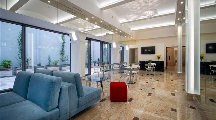 Praag, Hotel Best Western Premier Essence, Lobby