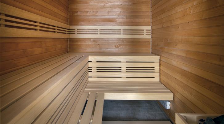 Praag, Hotel Best Western Premier Essence, Sauna