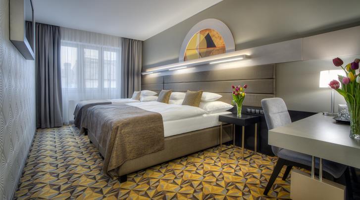 Praag, Hotel Best Western Premier Essence, Standaard kamer