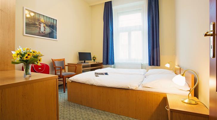 Praag, Hotel Brixen, Standaard kamer