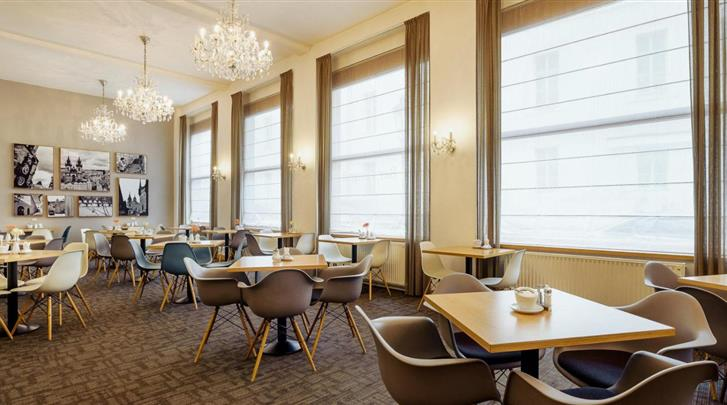 Praag, Hotel Central Prague, Restaurant